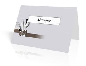 tischkarten zum geburtstag zur hochzeit zur kommunion konfirmation taufe karten nach wunsch. Black Bedroom Furniture Sets. Home Design Ideas